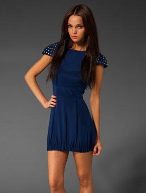 Платья с шипами - тренд 2013 года