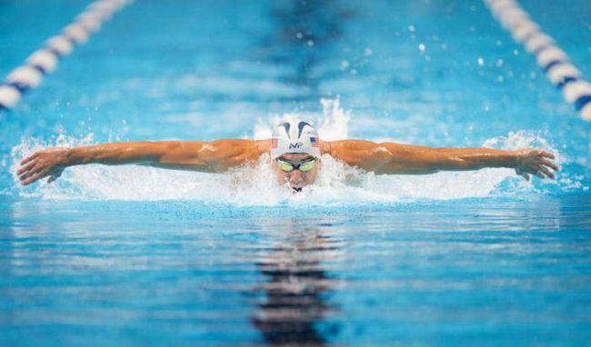 Плавание оказывает влияние на мозг и укрепляет психическое здоровье