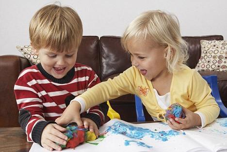 Play-doh пластилин - лучший подарок ребёнку!