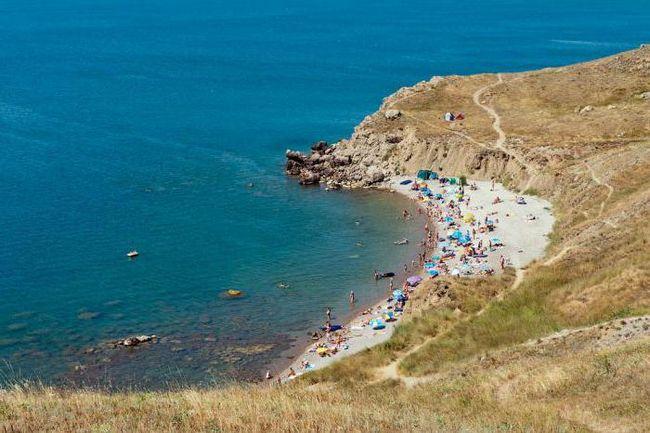 пляжи орджоникидзе отзывы