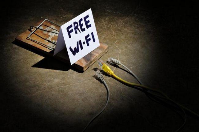 Почему бесплатный wi-fi может быть опасен?
