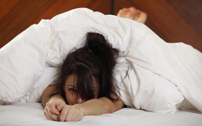почему девушка получает оргазм в одной позе