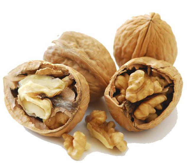 Почему орехи называются грецкими