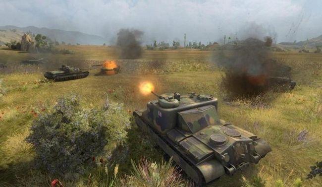 Почему не запускается игра world of tanks?