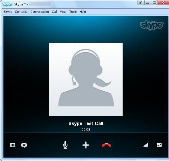 почему не звонит скайп