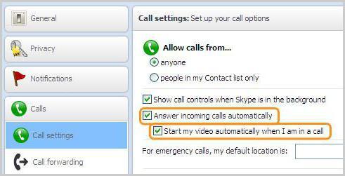 почему скайп не звонит собеседнику