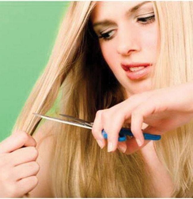 Что делать, если секутся волосы