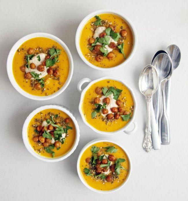 Почему в меню обязательно должны быть супы?