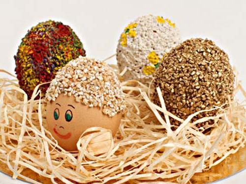 Поделки из киндер яиц