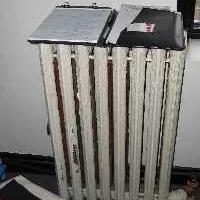 Нижнее подключение радиаторов