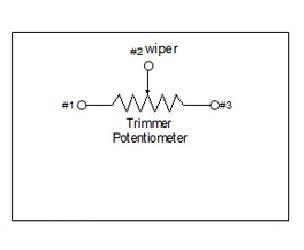 Подстроечный резистор – один из основных радиоэлектронных элементов