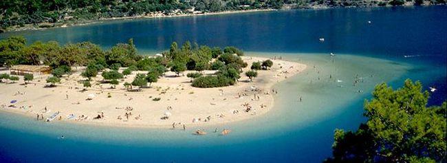 температура воды в Турции в мае