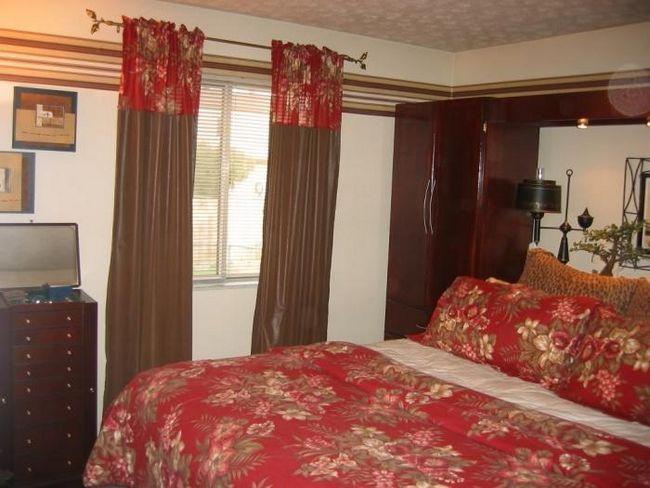 Шторы и покрывала для спальни.
