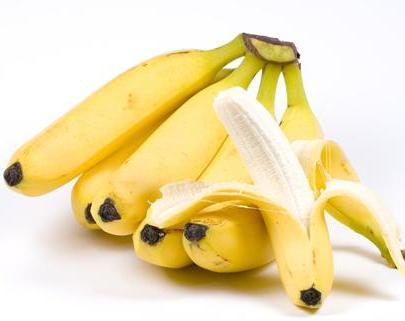 Блюда из банана