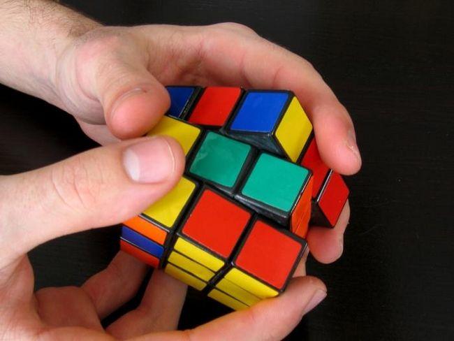 Полезные советы о том, как собирать кубик рубика 3х3