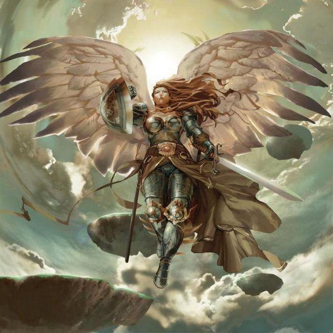 мультики про ангелов