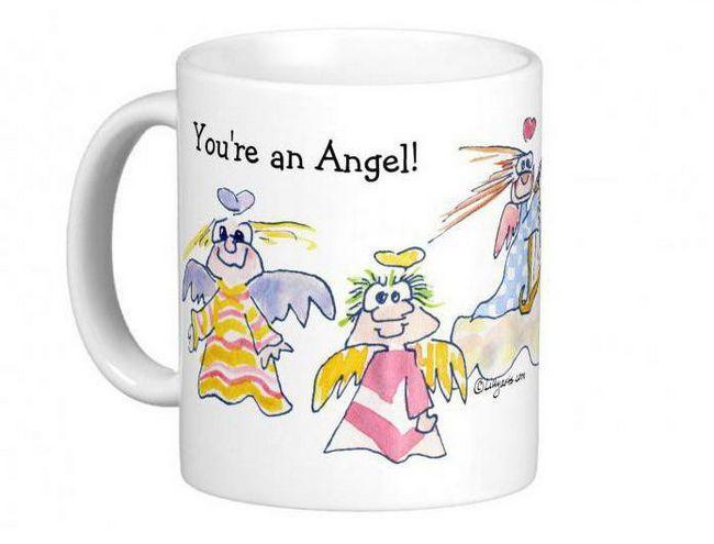 мультики про ангелов и демонов