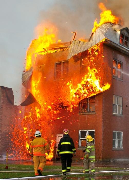 Пожарная безопасность зданий и сооружений: основные положения