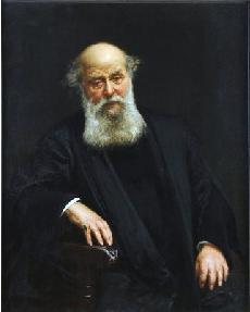 Джеймс Сильвестр - один из основоположников теории матриц.