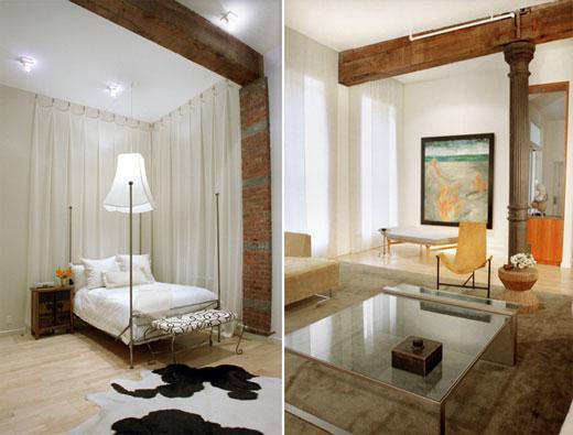 Практичный интерьер малогабаритной квартиры
