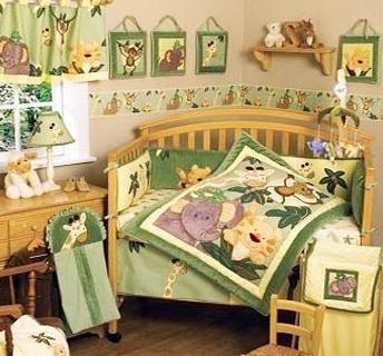 Правильно выбираем постельное белье детское в кроватку