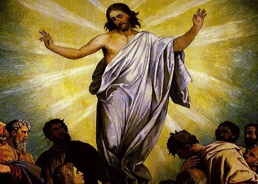 Праздник вечной жизни - вознесение господне