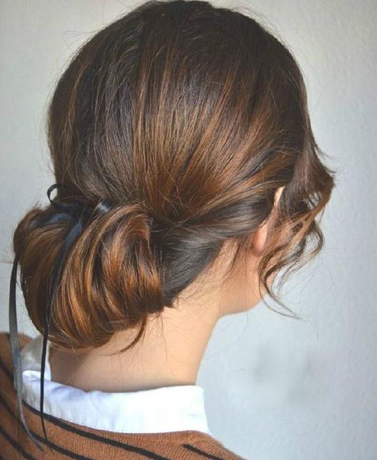 Прически летом на длинные волосы