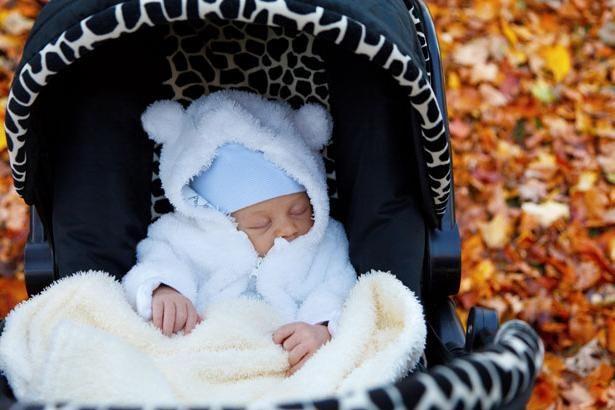 приданное для новорожденного список осенью