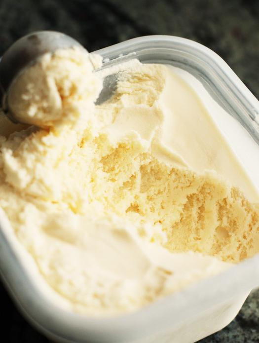 приготовить мороженое дома