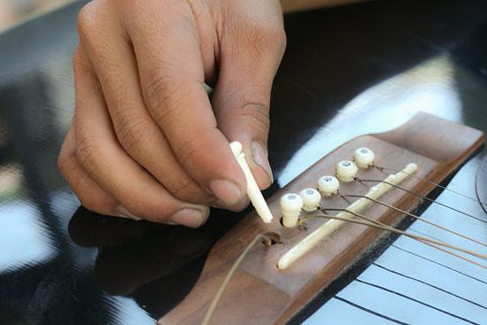сколько стоят струны для гитары