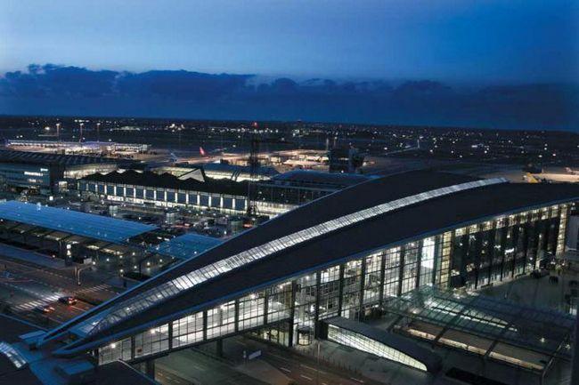 Копенгаген аэропорт