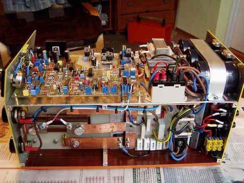 устройство и принцип работы сварочного инвертора