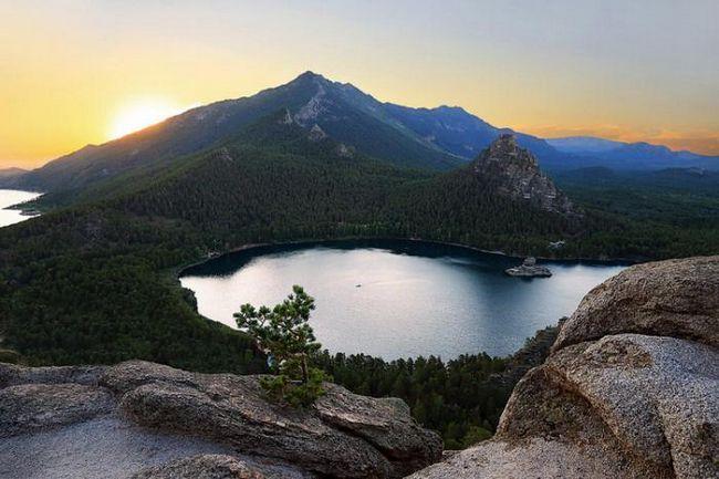 охрана природы казахстана