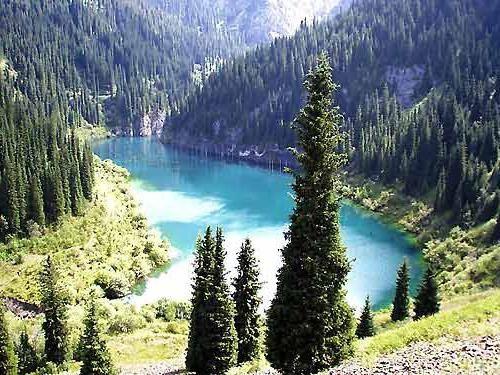 особенности природы казахстана