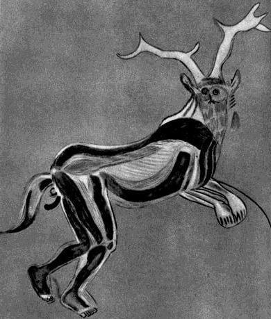 Проективная методика «несуществующее животное»