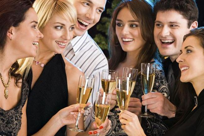 новый год для взрослых