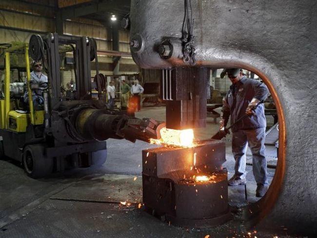 Промышленное производство