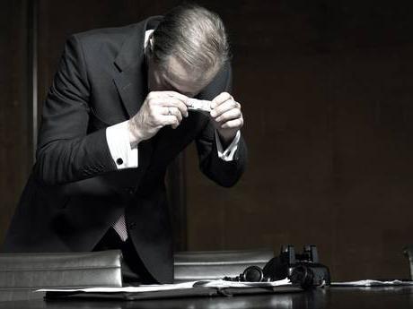 Промышленный шпионаж – теория большого бизнеса