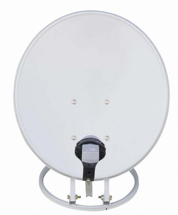 Простая установка спутниковой антенны. Основы