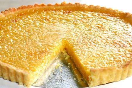 Простой рецепт лимонного пирога для хорошей хозяйки