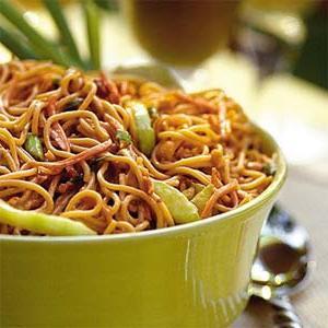 Простые рецепты: салат быстрого приготовления