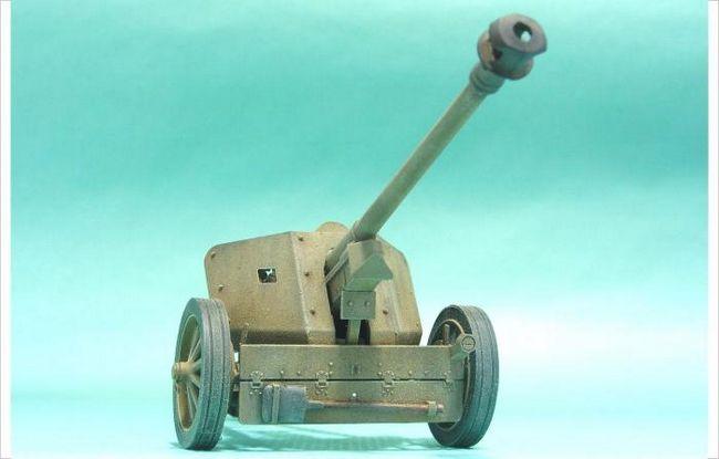 Противотанковое ружье: история возникновения и развития