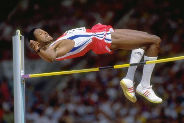 прыжки в высоту рекорд