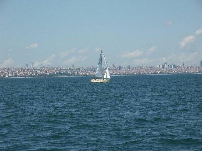 Мраморное море, Турция