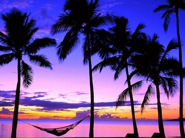 Путешествие на острова фиджи