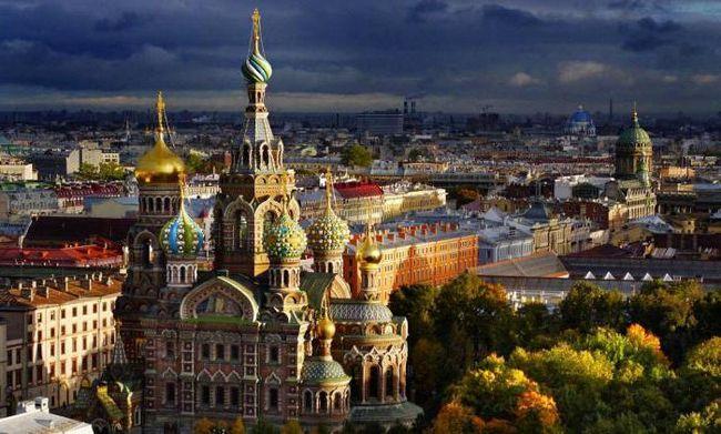 Вологда - Санкт-Петербург на машине