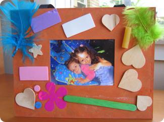 рамки для детских фотографий