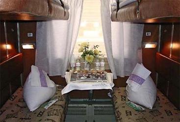 расположение мест в плацкартном вагоне ржд