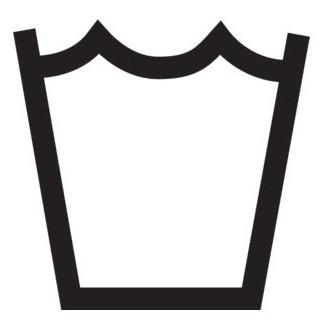 расшифровка знаков на одежде