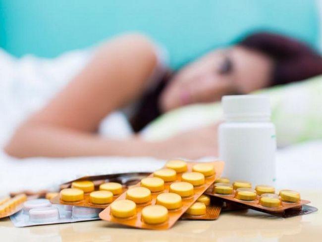 Растительные и синтетические седативные препараты